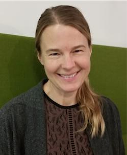 Malin Bergner, projektledare på Södersjukhusets programkontor.