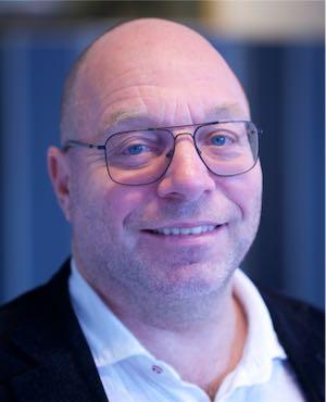 Dan Drobin, verksamhetschef för radiologin i Värmland läns landsting.