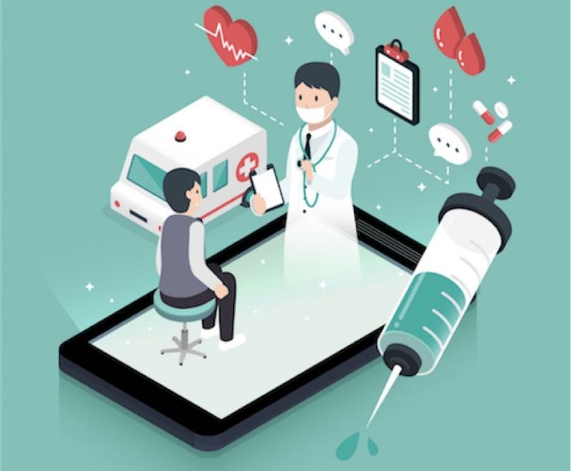 Ökad digitalisering och ökat intresse att söka sig till vården