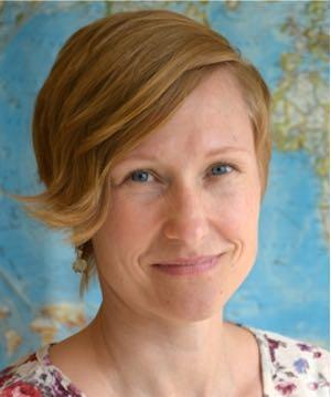 Åsa Holmner vid Glesbygdsmedicinskt centrum.