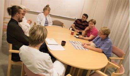 Journal Club stärker yrkesrollen