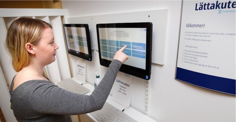 Webblösning gör patienterna mer involverade