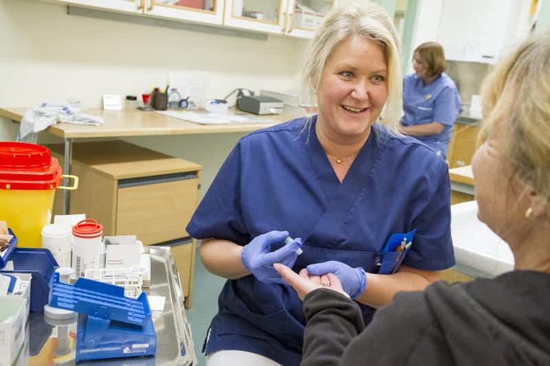 Hög kvalitet när medborgarna driver vårdcentral i Offerdal