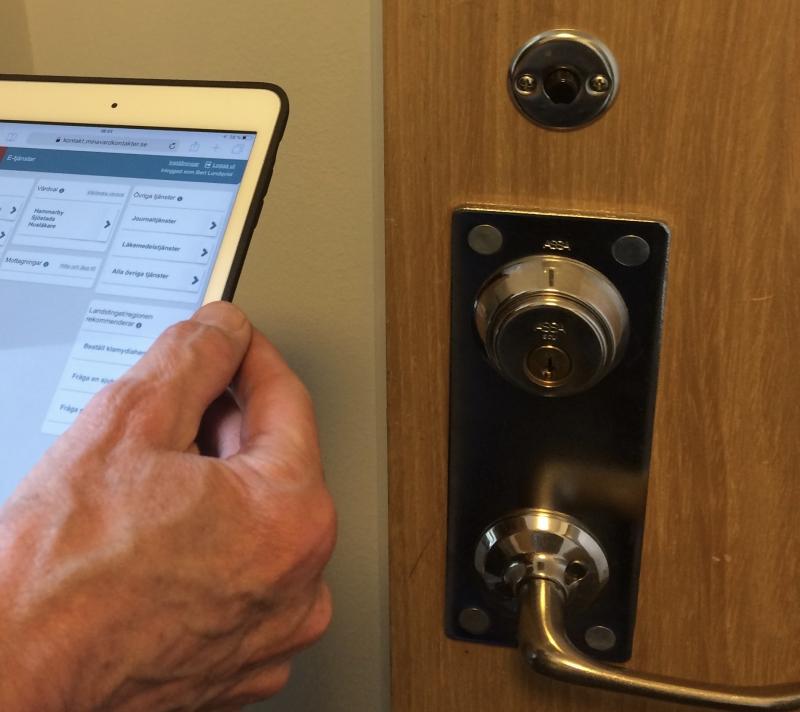 Fler kommuner använder digital teknik för vård
