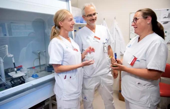 Forskning för effektivare och snabbare cancervård