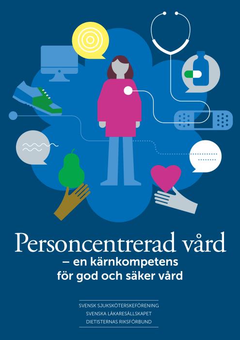 Ny skrift om personcentrerad vård