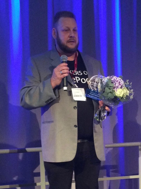 eHealth award-pristagare  utvecklade lösning för prioritering