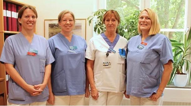 Norrtälje sjukhus får utmärkelse för jobb mot frakturer