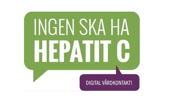 Patienter med hepatit C ska fångas upp på webben