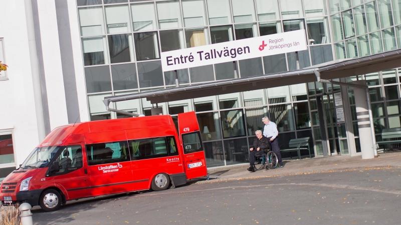 Höglandssjukhuset rankas högst av AT-läkare