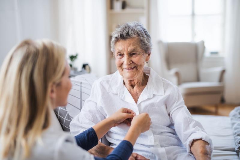 Stora skillnader i vården av äldre