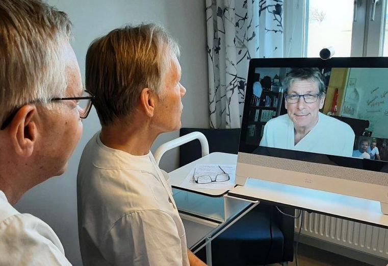 Succé för digital ortoped i Borgholm