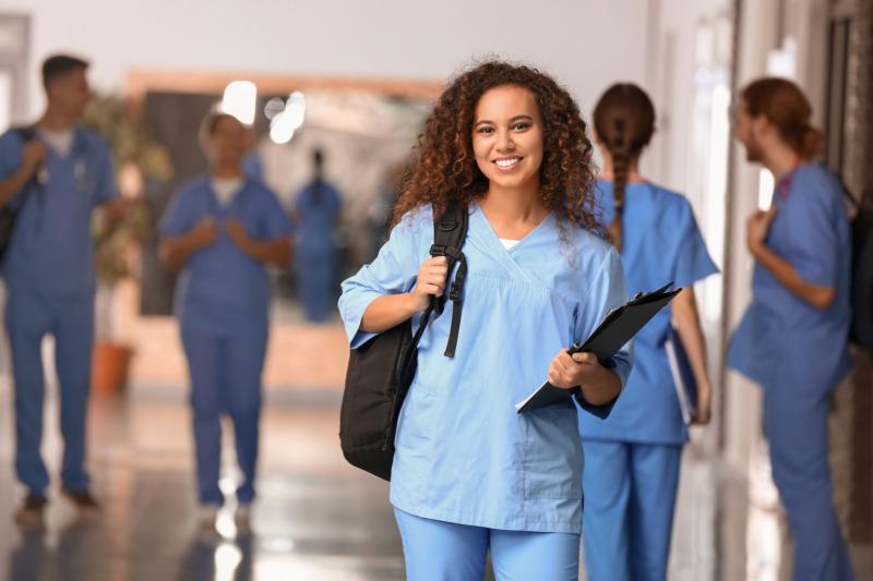 Var fjärde student överväger att byta yrke