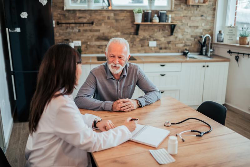 Chalmers samlar forskning om vård i hemmet