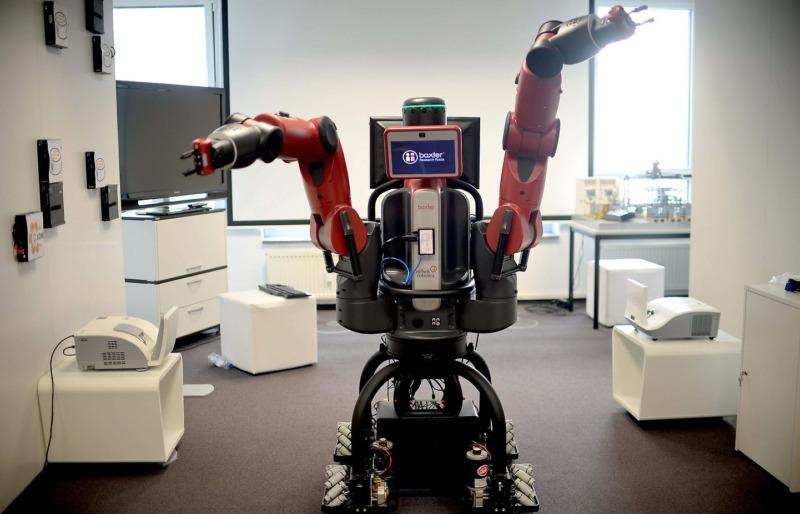 Robotar kan rädda oss vid framtida pandemier
