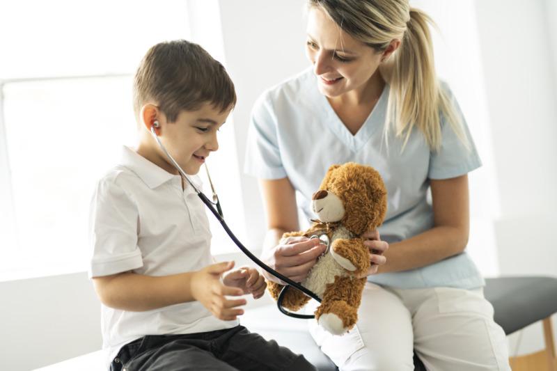 Barn behöver bli mer delaktiga i vården